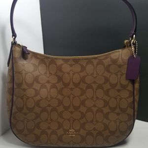 NEW!Authentic Coach Shoulder Bag NWT